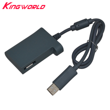 200pcs USB HDD Hard Driver Disk Data Transfer Converter Adapter Cable for XBOX360 Xbox 360