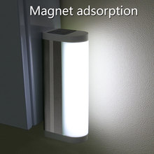 Rechargeable emergency light Can be bonded with magnets Small short light has the function of charging treasure USB charging(China)