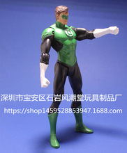 NEW hot 16cm Green Lantern Justice league action figure toys collection Christmas