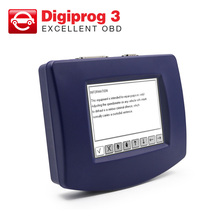 High quality A+++ DIGIPROG III Digiprog 3 OBD II V4.94 version + OBD2 ST01 ST04 Cable Digiprog3 with Full Software free shipping(China)