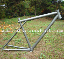Titanium Road Bike Frame GT style(China)