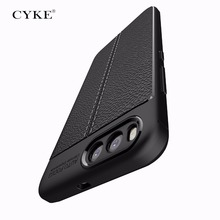Buy CYKE Xiaomi Mi Note 3 case 3D Litchi pattern Luxury phone High silicone Protective back cover Xiaomi Note3 Cases for $2.95 in AliExpress store