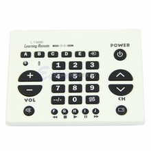 L199E Universal Smart Learning Remote Control Controller For TV VCD DVD VCR New R179T Drop Shipping(China)