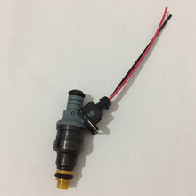 High performance 1600CC CNG 160lbs gas fuel injector with ev1 plugs 0280150842 0280 150 842 for mazda ford racing