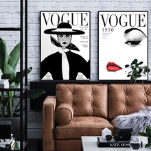 nordic poster Modern Fashion 4 piece canvas art wall Portrait home decor new hot sell sunrise cuadros painting image(China)