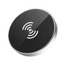 Best Price New Qi Car Wireless Charger Charging Pad Magnetic Stand For Samsung S7/S7 Edge
