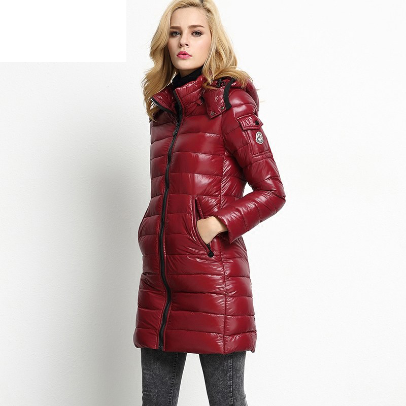 Online Buy Wholesale ladies long winter down filled coats from ...