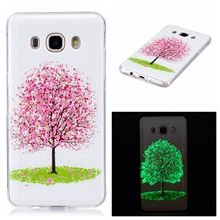Case For Samsung Galaxy J3 J5 J7 2015 2016 2017 J 3 5 7 Prime Duos Cell Phone Cover TPU Silicon Casing Housing Cute Noctilucent