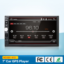 7 inch 2 Din car  gps android Digital HD Touch Screen Bluetooth Handsfree Support USB/TF/FM DVR/Aux Input U disk GPS