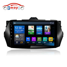 "Bway 9"" car radio for Suzuki CIAZ 2016  android 4.4 car dvd player with bluetooth,Mirror link,support DVR"