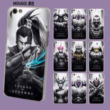 Buy MOUGOL League Legends LOL Game Matte transparent clear hard case cover OPPO A33 A35 A37 A57 A59 R9 R9S R9S Plus R11 for $1.64 in AliExpress store