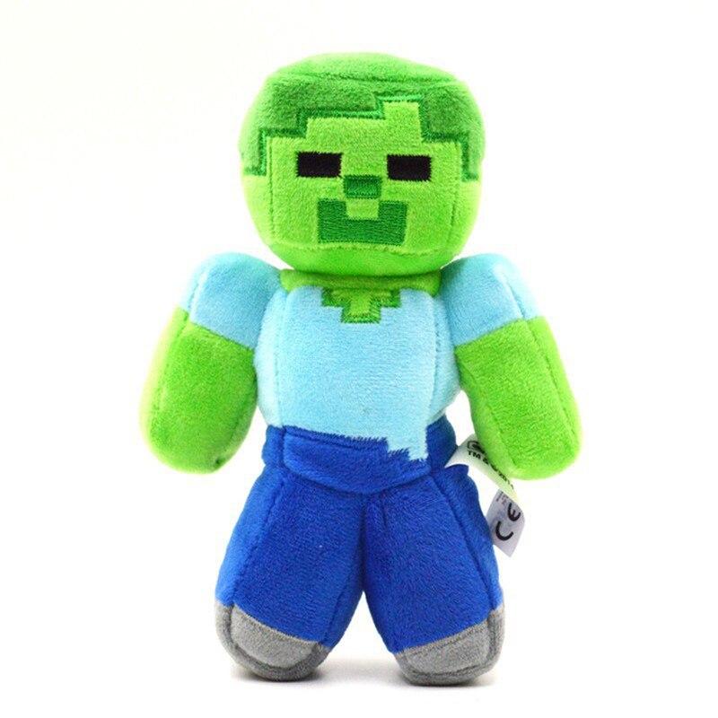 Minecrafti mänguasjad – 15 tk komplektis