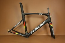 THRUST 2017  AG-RACING Series Bike Carbon Road Frame 700c Carbon Bike Frame  carbon road frame cadre carbone route
