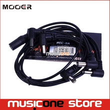 "MOOER ""Mary Chain"" Series PDC-5A Angel 5 way guitar effect pedal power cable"