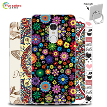 Xiaomi Redmi Pro Case 5.5 inch High Quality Hard Plastic PC Back Cover UV Print Painted Case For Xiaomi Redmi Pro Gift Dust Plug