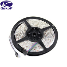 DC12V IP65 Waterproof Flexible Light LED Strip 5050 White/Warm White/Blue/Green/Red/Yellow/RGB color 60LED/m 5m/lot Good quality(China)