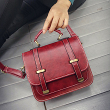 Fashion Woman Shoulder Bag Promotional Vintage Envelope Ladies Luxury PU Leather Crossbody Bags Women's Handbags