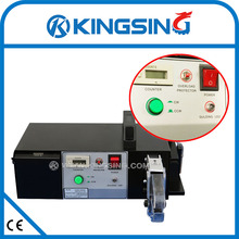 KS-T808 HIGH precision   Terminal Crimping Machine+ Free Shipping by DHLair express (door to door service)