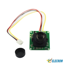 Elecrow Crowtail Serial Camera Module JPEG Color Camera Kit Easy for PC MCU Electronics DIY Kit Free Shipping