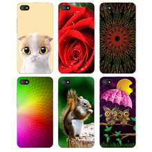 Case For Blackberry Z30 A10 Back Cover Flower Plants Original Hard Plastic Printed Cat Owl Animal Phone Case for Blackberry A10