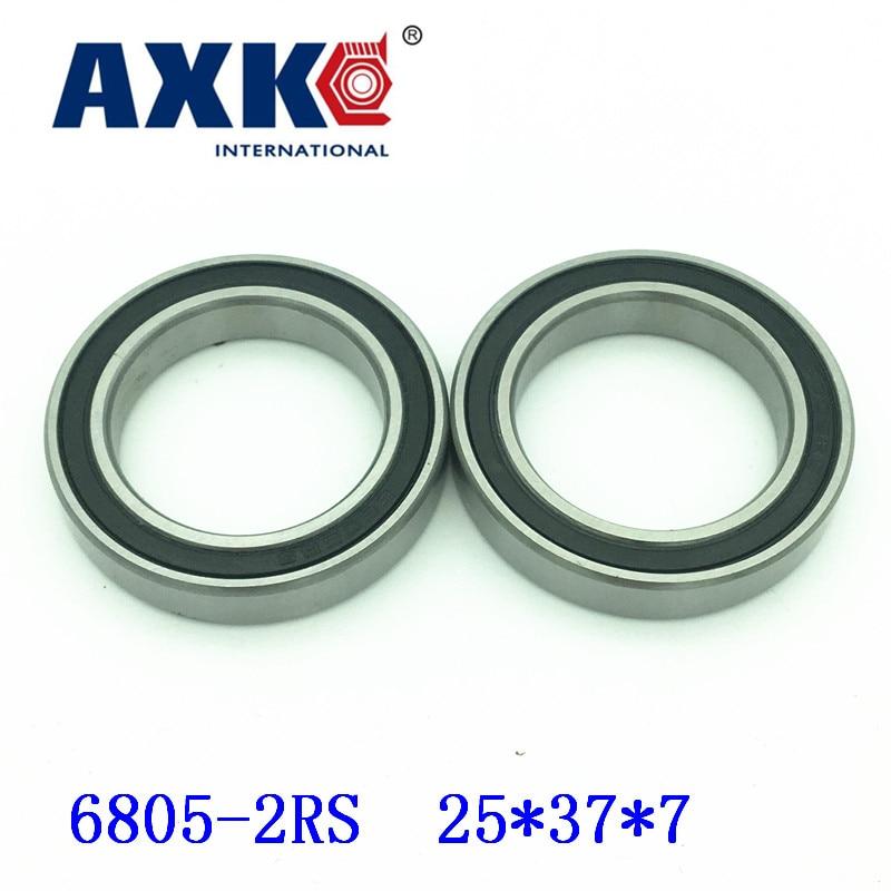 6805-2RS Bearing 25*37*7 Sealed mm Metric Ball Bearings