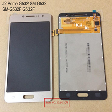TOP Quality Touch Screen Digitizer + LCD Display Assembly For Samsung Galaxy J2 Prime G532 SM-G532 SM-G532F G532F Replacement