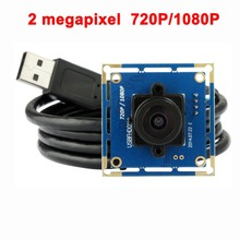 60fps 2megapixel  1080p CMOS OV2710 with 2.5mm lens full hd MJPEG  high speed Mini CCTV USB Camera Module Android /Linux/Windows
