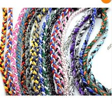 "Party Supplies  30color three 3 Ropes Tornado Germanium Necklace with retail box packaging x45 Triples 18"" 20"" 22"""