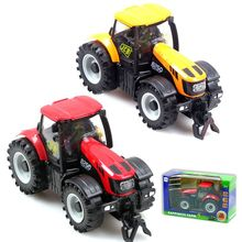 1/32 Model Farmer Car 1:32 Diecast Cars Music Light Metal Model Car Alloy City Vehicles Toys For Children Brinquedos