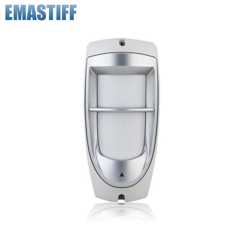 free shipping!1 pieces/lot Pet immune wired outdoor pir motion detector Weather Proof Outdoor Dual PIR detector /Motion Sensor<br>