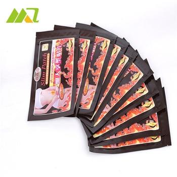 100 Шт. = 10 пакета(ов) Третьего Поколения Тонкий Патч для Женщин похудеть, сжигание Жира Для Похудения Продукты