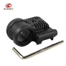 Element QR 25.4mm Scope Flashlight Ring Mount 20mm RIS Rail Torch Adapter Rifle Flashlight Clamp Hunting Accessories(China)