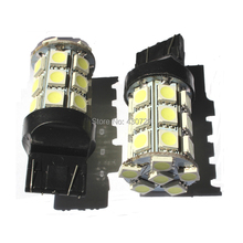 10pcs T20 7440 7443 W21W W21/5W 27SMD 5050 Back Up Light Bulb for DODGE RAM 1500 2500 3500 (2.2) 2013 2014 2015(China)