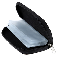 FGGS 22 slots case pouch holder wallet for SD SDHC MMC CF Micro SD Memory Card(China)