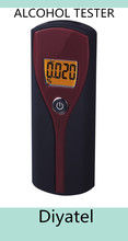 6880s Personal Digital Display Breathalyzer/alkohol tester/car-detector/alcohol/breathalyzer/alcoholmeter/alcoholimetro