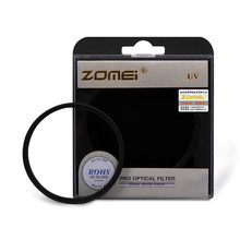 High Quality Premium Zomei 67mm UV Protection Len Filter for Canon Nikon Sony Fujifilm OLYMPUS Pentax DSLR SLR Camera 67 mm Lens(China)