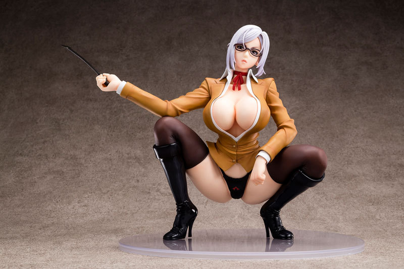 New Sexy Anime Creative Prison School Meiko Shiraki Action Figure PVC 17cm Collection figures toys Collection for Christmas gift<br>