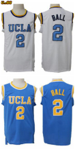 Uncle GG Lonzo Ball UCLA Jersey University College Bruins Cheap Throwback Basketball Jerseys For Men Stitched Wholesale(China)