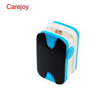 New Color Blue OLED Fingertip Pulse Oximeter With Audio Alarm & Pulse Sound - Spo2 Monitor Finger Puls Oximeter 200150(China)