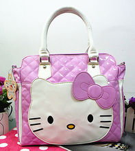 New Hello kitty Handbag Purse Tote Shopping Shoulder Bag yey-14558