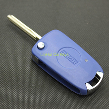 LinHui for FIAT Palio  1 Button Uncut Blade  Modified  Remote Blank Keys  ABS Shell Cooper Blade 1Pc