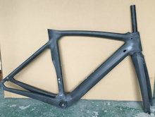 2017 Newest ARRIVALS! Carbon road bicycle frame, carbon bike frame  color Carbon Road Frame,NO TAX to europe countries
