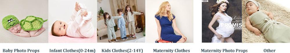 zwangerschaps jurk voor fotografie