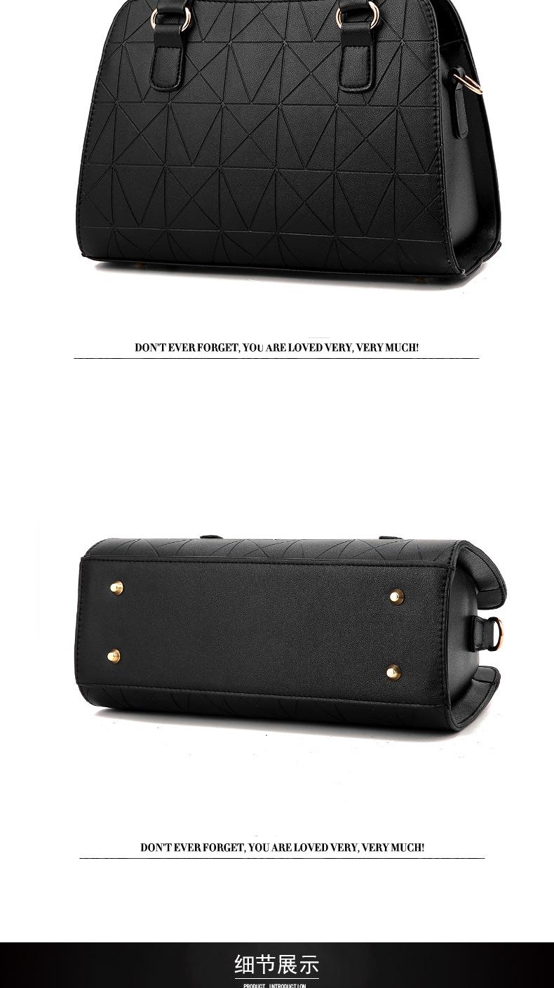 MICKY KEN Hot Sale Fashion Women Leather Handbag 17