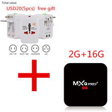 HD Network TV Box Network Player MXQ PRO TV Box S905 Can To Play Games Online Network Television
