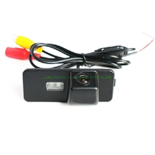 wire wireless Rear view camera for sony ccd VW Passat B6 Polo CC Golf 6 SEAT new Jetta backup reverse parking aid