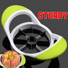 Apple slicers Corers tool cut fruit Multi-function stainless steel Fruit Vegetable Tools