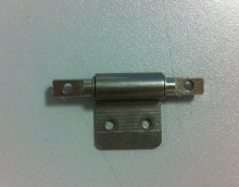 Mini type metal damping hinge T type resistance hinge small positioning hinge Mini any stop small hinge