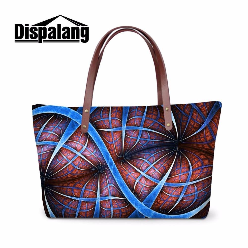 Dispalang handbag insert organizer striped summer hand bag tote shopping beach bag casual lady top handle bag over shoulder bag<br><br>Aliexpress