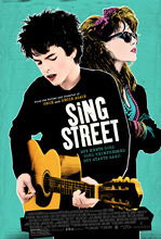 Sing Street Music Classic Vintage Kraft Decorative Poster DIY Wall Sticker Maps Delicate Home Bar Decor Gift(China)
